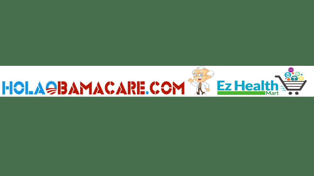holaobamacare and ez healthmart logos